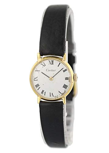 Cartier Vintage Mechanical-Hand-Wind Female Watch Unknown (Certified Pre-Owned)