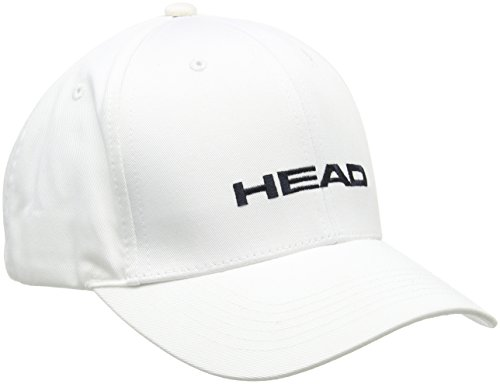 HEAD Cap, Unisex, für Erwachsene, Unisex, weiß, Einheitsgröße