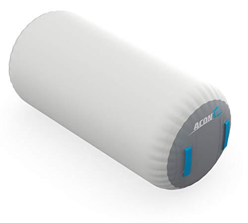 Acon airroll 24 x 47 pulgadas | para hacer trucos y gimnasia, uso en interiores y exteriores, inflable, con bomba y bolsa de transporte