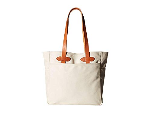 Filson Tote Bag Without Zipper Natural One Size
