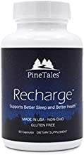 PineTales®, Made in The USA - All Natural Premium Sleep Aid with a Blend of Ancient Herbs, Amino Acids and Melatonin