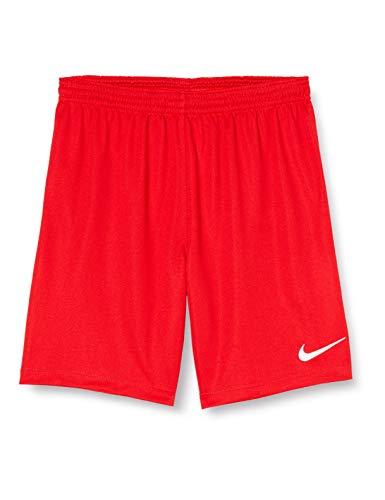 Nike Jungen Y NK Dry LGE Knit II Short NB Sport, University red/White/(White), L