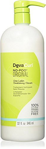 DevaCurl No Poo, Conditioning Cleanser 32 oz