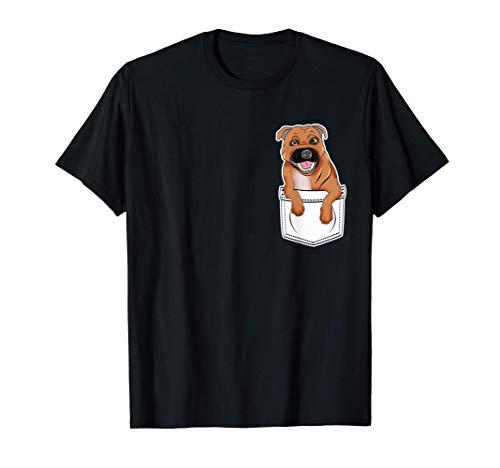 Gráfico para el Dueño del Perro Staffordshire Bull Terrier Camiseta