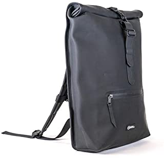 Mission Darkness FreeRoam Faraday Backpack. Stylish Bag with Durable Water-Resistant Exterior, RF Blocking Liner, Padded L...