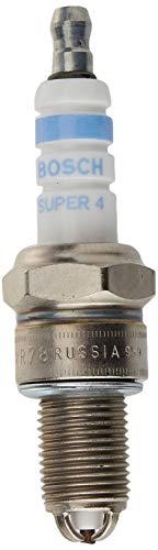 Bosch 0242232803 - Candela d'accensione Super 4 WR78 - KSN 503, set da 4
