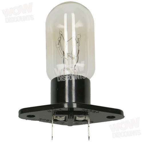 DELONGHI SAMSUNG LAMPADINA CON PORTA LAMPADA BAIONETTA 230V 50Hz 25W HKS T170