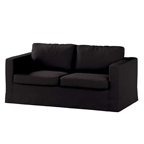 Dekoria Floor Length Karlstad 2-Seater Sofa Cover Index 618-702-08 IKEA karlstad 2 Seater Sofa Cover, karlstad 2 seat Sofa Cover, karlstad Sofa Covers, karlstad Covers uk