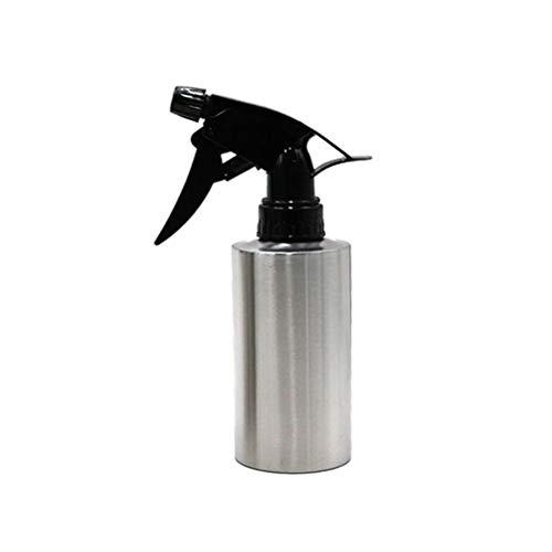 Vosarea - Pulverizador de acero inoxidable para aceite, cocina, flores (250 ml)