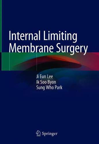 Internal Limiting Membrane Surgery