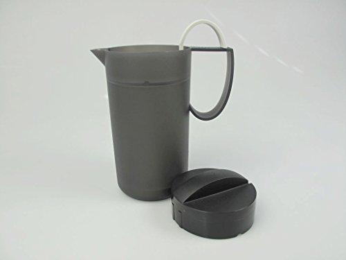 TUPPERWARE Crema Momenti 30945 - Espumador de leche (500 ml), color negro