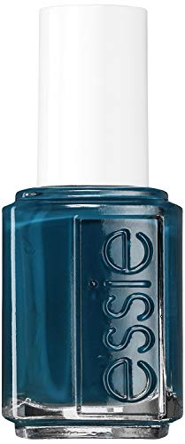 Essie Nagellack für farbintensive Fingernägel, Nr. 106 go overboard, Blau, 13,5 ml