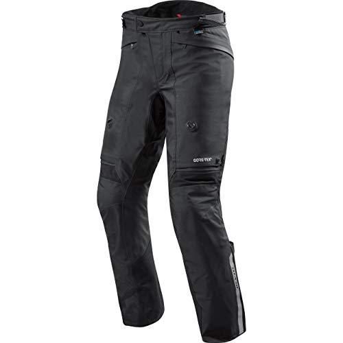 Revit Poseidon 2 Gore-Tex Motorrad Textilhose Schwarz L