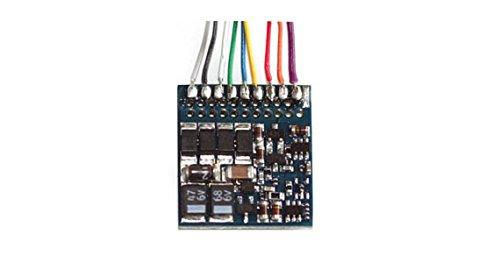 ESU 54620 LokPilot Fx V4.0, Funktionsdecoder MM/DCC/SX, 8-pol. Stecker