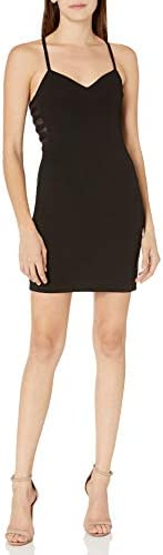 Speechless Women s Sleeveless Bodycon Dress Black 9 product image
