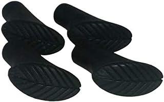 10strano Nordic Walking pads asphaltpads Ammortizzatore Bastoncini da Trekking Gommini per asfalto & Stein