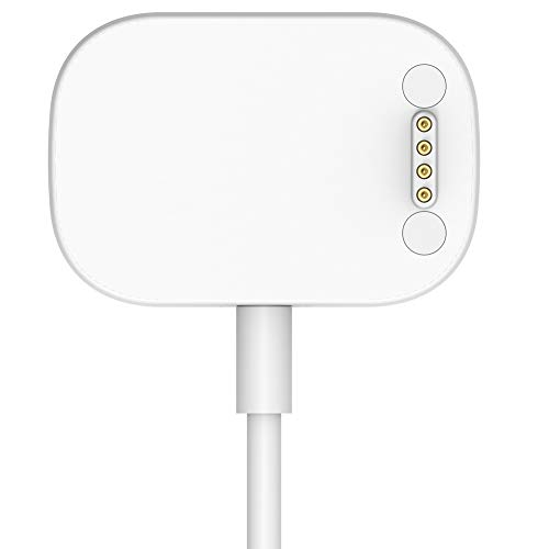 Soarking Charging Dock Compatible with Gizmo Watch Charger Cable White