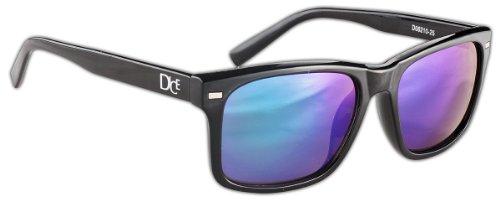 Dice Unisex Sonnenbrille, black, one size, D06210-25