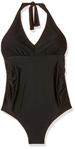 Carriwell klassiek badpak voor zwangere vrouwen, maat XL, zwart