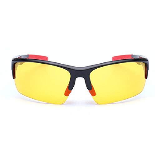 Gafas de Ciclismo Gafas de Bicicleta Conducir Pesca al aire libre Gafas de sol Deportivas UV400 Gran Lente Gafas Gafas de Sol Oculos Ciclismo