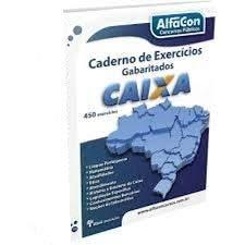 Caderno De Exercicios Gabaritados Da Caixa - Cef
