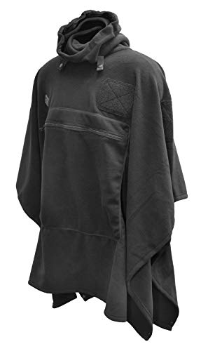HAZARD 4 Fleece Poncho: Liner for Poncho Villa(TM) Technical Soft-Shell Poncho