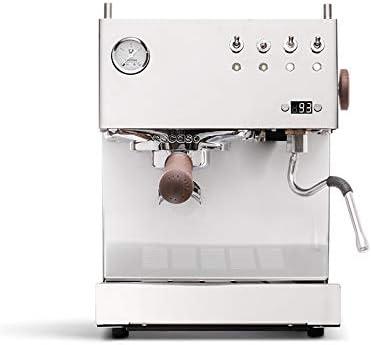 Ascaso Steel PID Programmable Espresso Machine w/Volumetric Controls, Single Thermoblock, 120V (SINGLE, POLISHED)