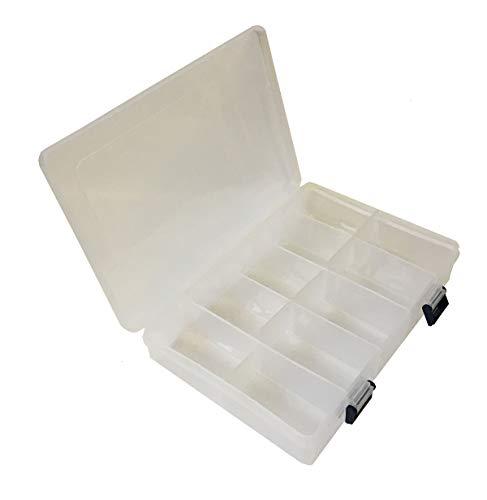 Soytich Plastikbox Angelbox Köderbox zubehörbox Angel Box TACKLEBOX SN-(MP2038B)