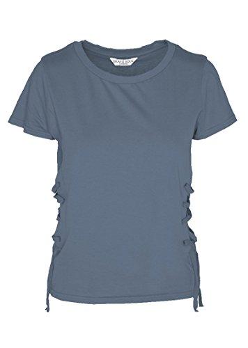 Brave Soul - Camiseta - para mujer azul marino L