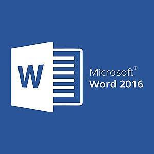 Microsoft Office 2016 Expert LED-Video-Basis, e-Learning Self Study Guide Akkreditierter Online-Trainingskurs MS WOR 2016