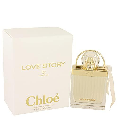 Chloe Love Story Agua de Perfume - 50 ml