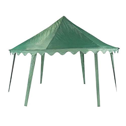 JumpKing Universal 15 ft. Trampoline Cover (Solid Green)