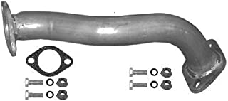 ETS-EXHAUST 52856 Tubo Intermedio + el kit de montaje completo (pour PAJERO 2.6 3.0 103/139hp 1986-1991)
