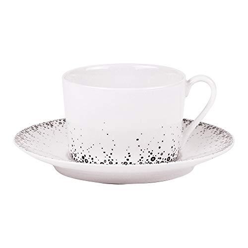 sg3 café et sucre pots Sabichi verre côtelé thé