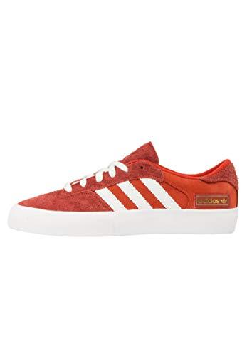 adidas Skateboarding Matchbreak Super, st Brick-Footwear White-Gold metallic, 10,5