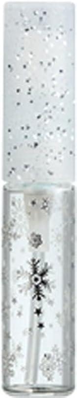 権限熱心なクロス50271 【ヤマダアトマイザー】 グラスアトマイザー プラスチックポンプ 柄 スノー