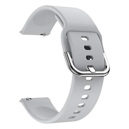 CUPPP Correa Compatible con Xiaomi Huami Amazfit Bip Youth Reloj, Pulseras de Repuesto Correa de Recambio Brazalete Extensibles para Xiaomi Huami Amazfit Bip Smartwatch