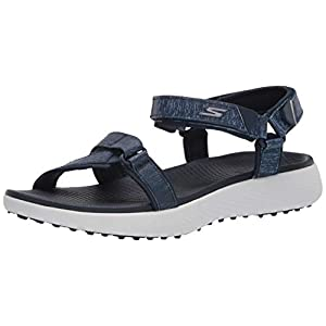 Skechers Women's 600 Spikeless Golf Sandals Shoe