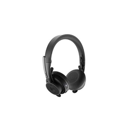 Logitech Zone Wireless Bluetooth - Auricolare con microfono - On-Ear - Bluetooth - Wireless - Cancellazione attiva del rumore