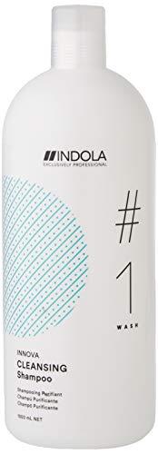 INDOLA INNOVA CLEANSING - Champú antiresiduos, 1 unidad (1 x 1500 ml)