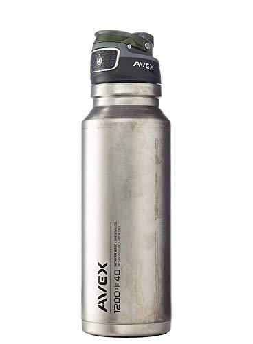 AVEX FreeFlow Stainless Steel Water Bottle | Amazon