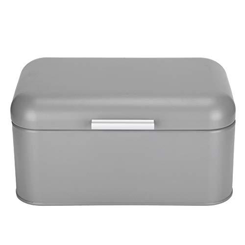 Broodtrommels voor aanrecht, met antislip bodem Broodtrommel Opslagcontainer, voor het bewaren van brood, dinerbroodjes, gebak Opslagcontainer voor voedselgebak