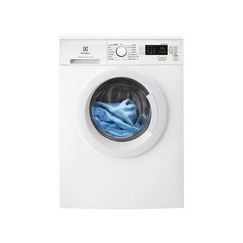 Electrolux EW2F68204F Waschmaschine, freistehend, Frontlader, 8 kg, 1200 U/min, A+++ – Waschmaschinen (freistehend, Frontlader, weiß, drehbar, Touchscreen, links, LCD) 3
