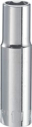 CRAFTSMAN Deep Socket, Metric, 3/8-Inch Drive, 10mm, 6-Point (CMMT44426)