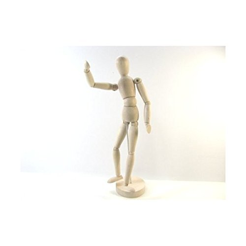 IKEA GESTALTA 80257609 デッサン人形の写真