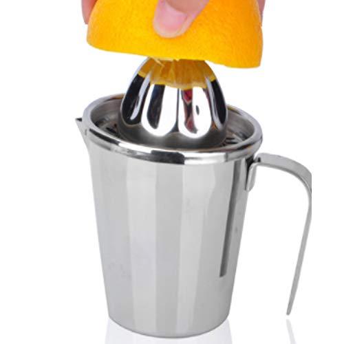 Buy Stainless Steel With Cup Juicer, Cup Type Manual Juicer, Machine Lemon Orange Fruit Juice Separa...