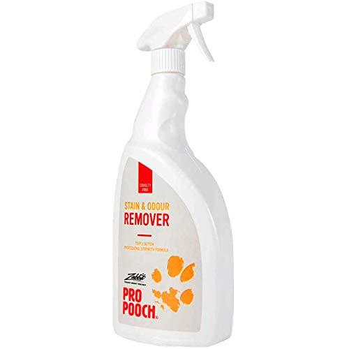 Rimuove Macchie e Odore di Urina (1 Litro) Elimina Odori Professionale. Scompone e Elimina l'Odore di Urina e Feci. Neutralizza ed Elimina gli Odori di Cani e Gatti Istantaneamente