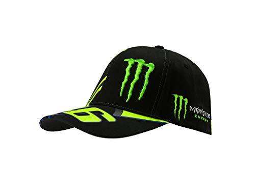 VR46 Cap Monster Replica VR 46 Rossi Snapback MotoGP Official Racing Apparel