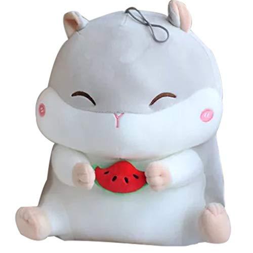 Hamster kussen naar beneden katoen knuffel zachte gevulde pop knuffels pop, pluche slapen kussen Cartoon schattig cadeau kinderkamer decoratie Kids cadeau
