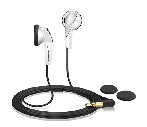 Sennheiser MX 365 Earphones - White (Discontinued by Manufacturer)